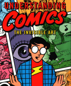scott mccloud understanding comics essay Scott mccloud's love and understanding of comics is beautifully and simply   part because of the publication of this endearingly idealistic visual essay in 1992- .